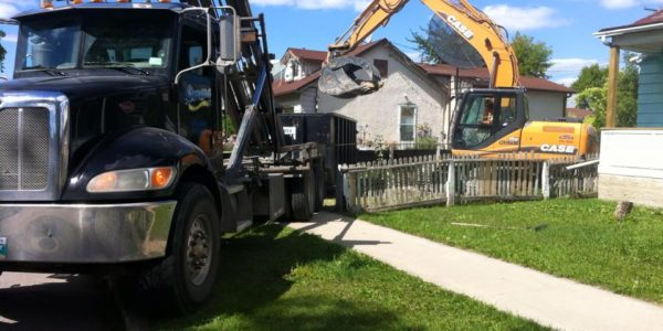 Heavy Equipment Services Winnipeg