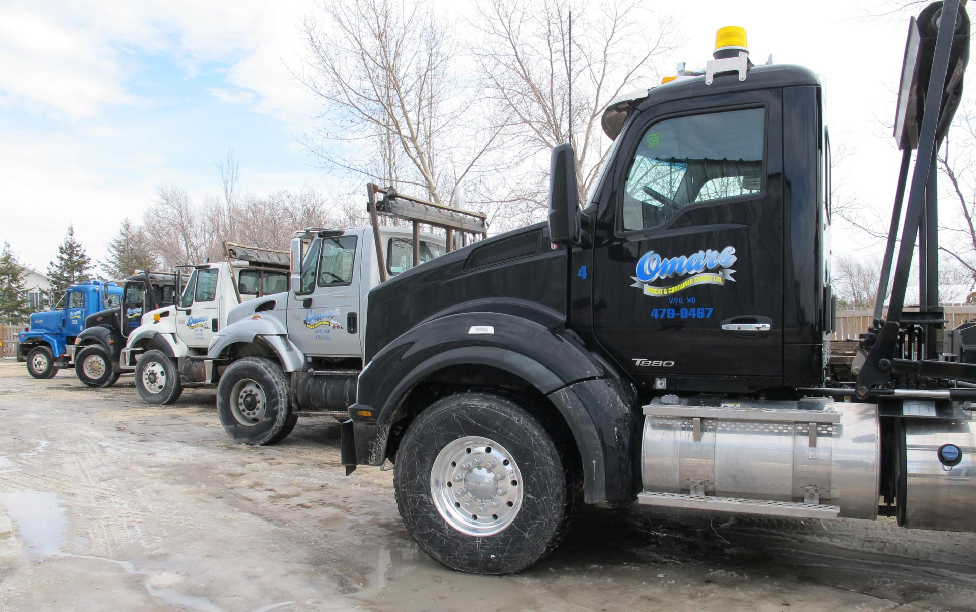 Winnipeg Bobcat & Container Service